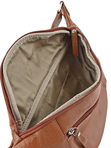 Fanny Pack Etrier Brown flandres EFLA13 other view 4