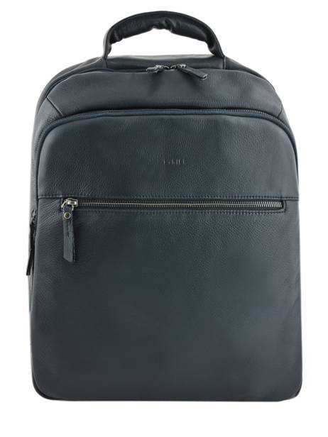 Backpack 3 Compartments Etrier Blue foulonne EFOU04