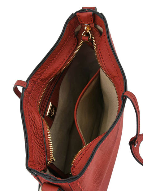 Cross Body Tas Tradition Leder Etrier Rood tradition EHER3A ander zicht 4
