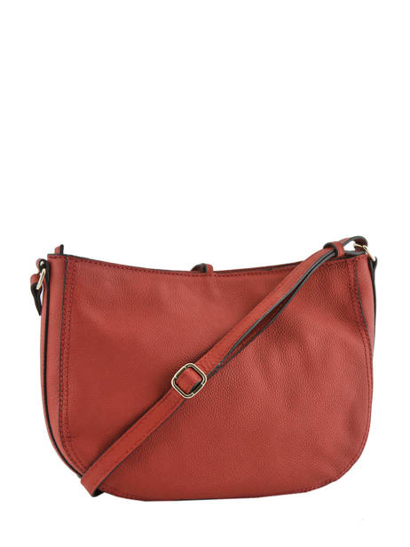 Cross Body Tas Tradition Leder Etrier Rood tradition EHER3A ander zicht 3