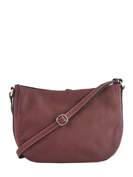 Crossbody Bag Tradition Leather Etrier Violet tradition EHER2A other view 3