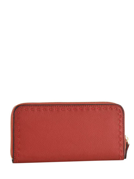 Wallet Leather Etrier Red tradition EHER91 other view 1