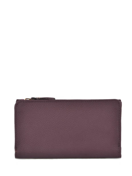 Portefeuille Tradition Cuir Etrier Violet tradition EHER95 vue secondaire 1