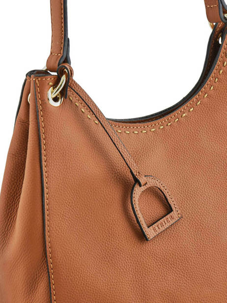 Sac Besace Tradition Cuir Etrier Marron tradition EHER21 vue secondaire 1
