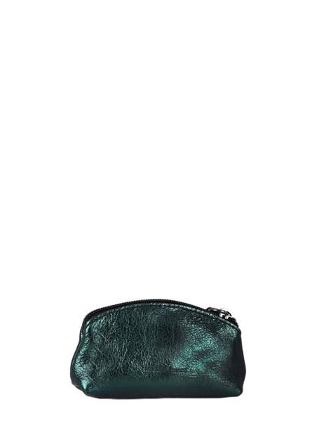 Trousse Xs Etincelle Cuir Etrier Bleu etincelle irisee EETI651 vue secondaire 2