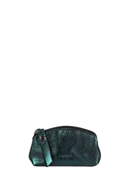 Trousse Xs Etincelle Cuir Etrier Bleu etincelle irisee EETI651