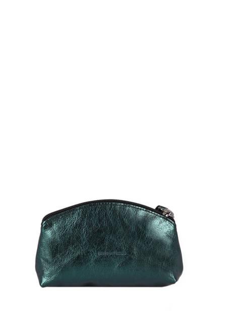 Trousse S Etincelle Cuir Etrier Bleu etincelle irisee EETI652 vue secondaire 2