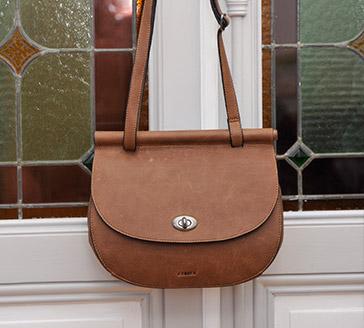 etrier leather handbag